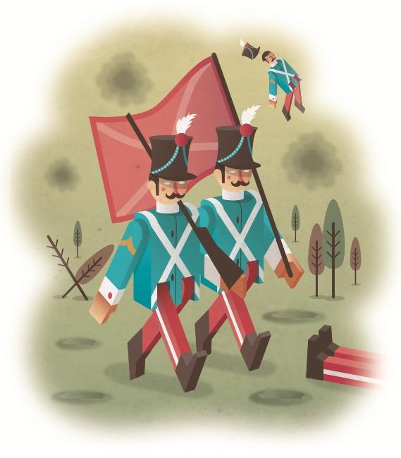 Erfgoeddag mijnstreek - 2012 - Helden van de veldslag