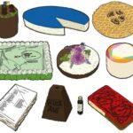 Erfgoeddag mijnstreek - Genk - 10 taarten