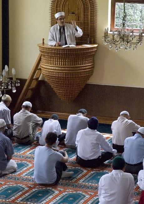 Erfgoeddag mijnstreek - Mevlana moskee